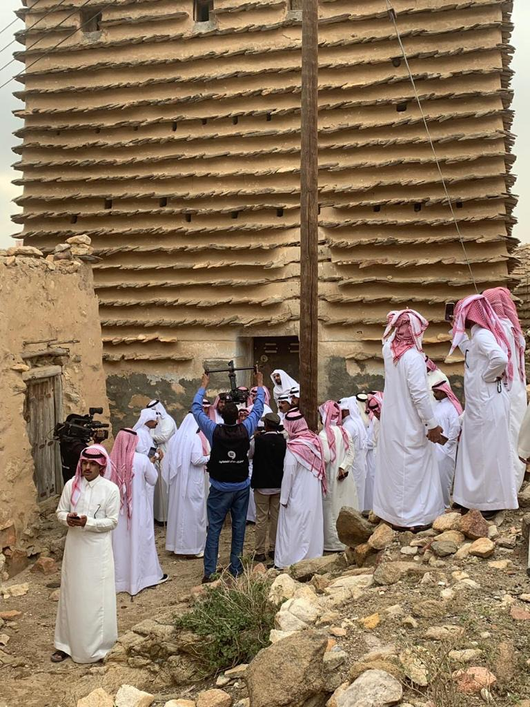 The Report Of The Visit Of The Delegation Of The World QPEDIA Encyclopedia To Sarat Abidah Governorate Part3