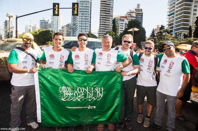 ابن سعيدان يقود المنتخب السعودي للمركز الثالث عالمياً في فئة t2