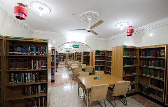 مكتبة الحرم المكي عراقة وتاريخ