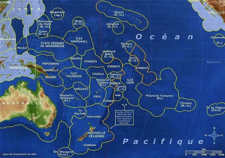 جزيرة بانابا … جزيرة المحيط