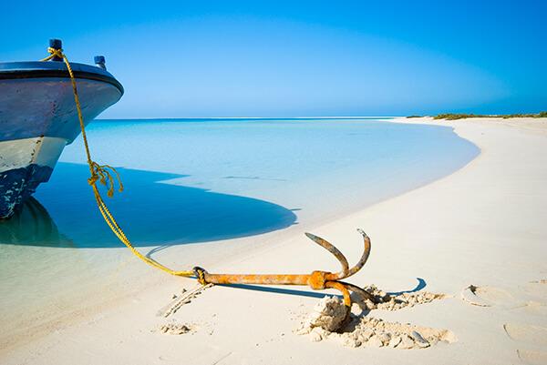 جزر المملكة ..عدد هائل وجمال مختبئ