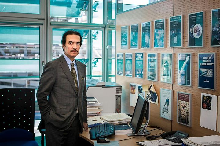 السعودي نايف الروضان.. المصنف ضمن أكثر 30 عالم أعصاب تأثيرًا في العالم