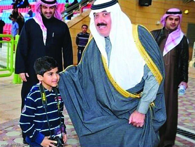 اصغر مصور سعودي .. متعب الحضيف