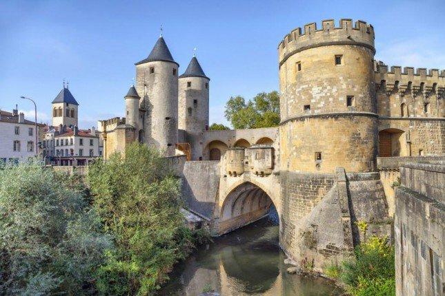 أهم الأماكن السياحية بمدينة ميتز الفرنسية