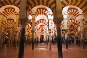 مسجد قرطبة في اسبانيا