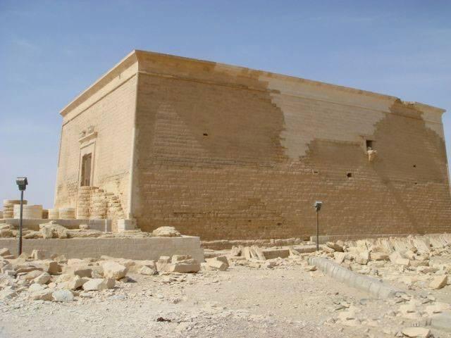 القصر الذي ذكر في القرآن الكريم وخسف الله به الأرض