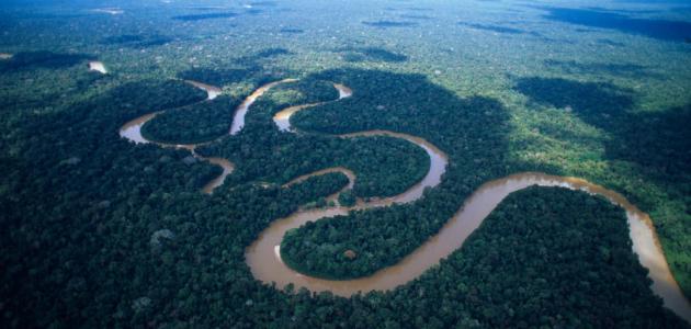 جغرافية نهر الأمازون