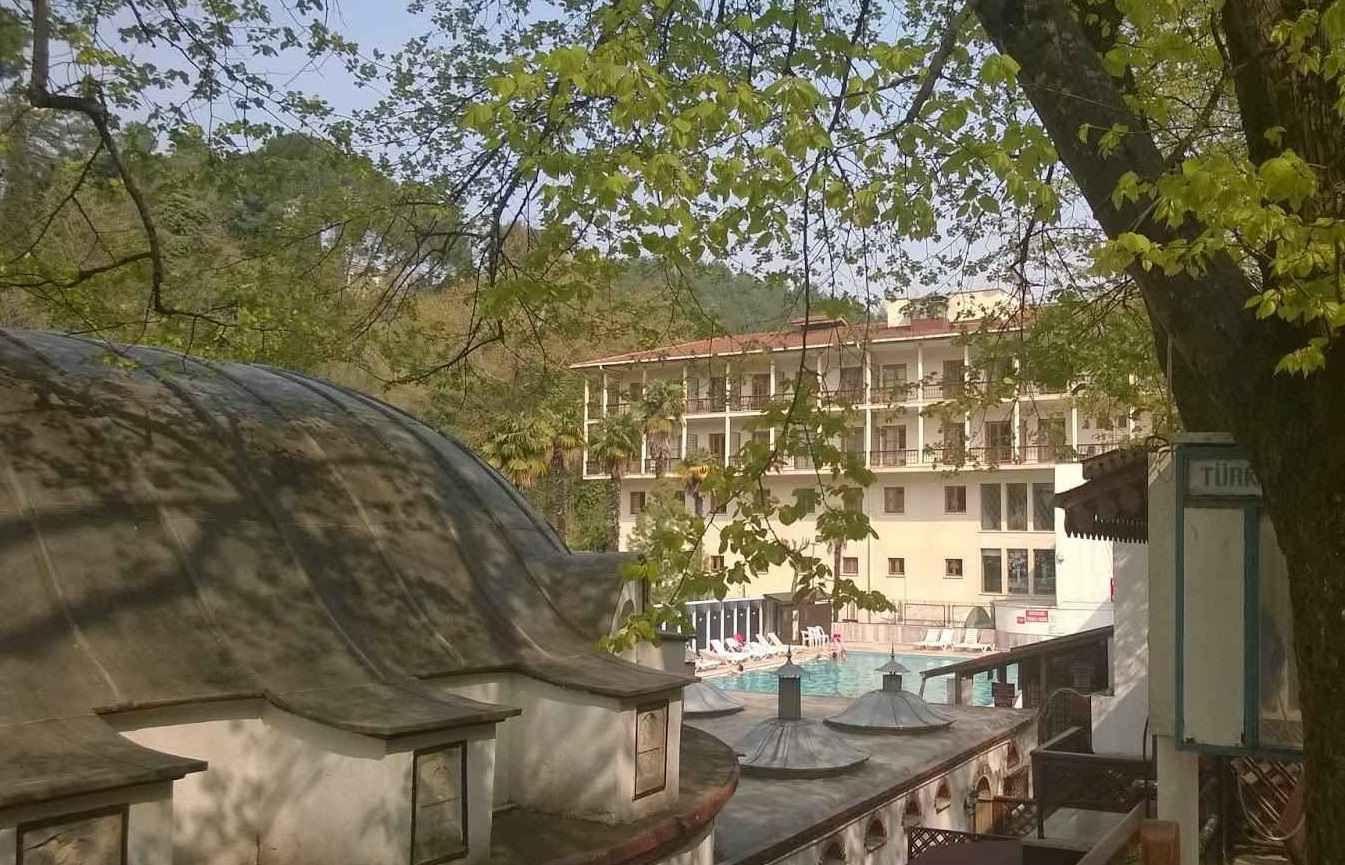 حمامات ترمال الحرارية في يلوا