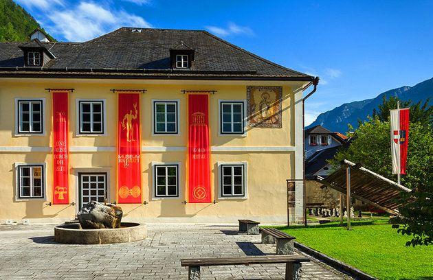 السياحة في قرية هالستات النمساوية
