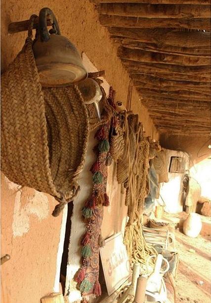 جولة في ثنايا متحف بيت الحمدان التراثي