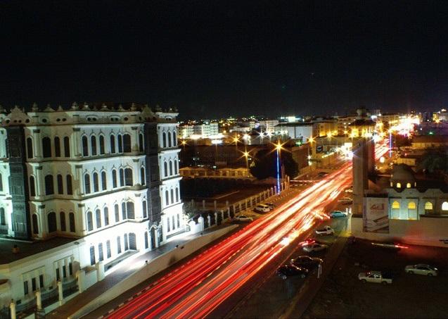 قصر شبرا التاريخي في الطائف