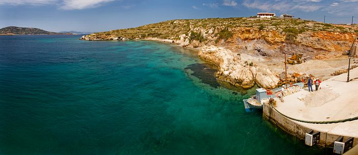 جزيرة اركي اليونانية