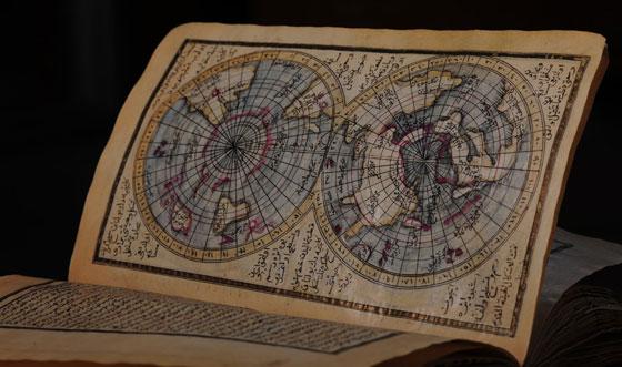 """""""الدارة"""" تكشف عن """"مُنَمْنَمَة"""" وثّقت المدينة المنورة قبل 500 عام"""