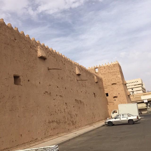 قلعة القشلة في حائل