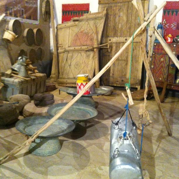 صور: جولة في ثنايا متحف الصالحي التراثي بالقصيم