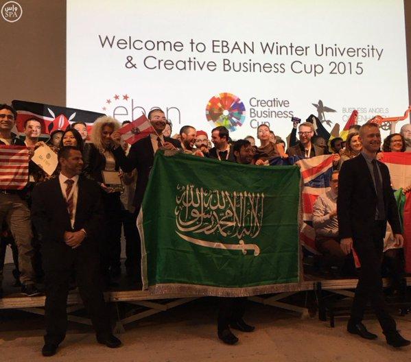 مبتكر سعودي يفوز بجائزة الإبداع التجاري العالمية لاختراعه قارباً ذكياً