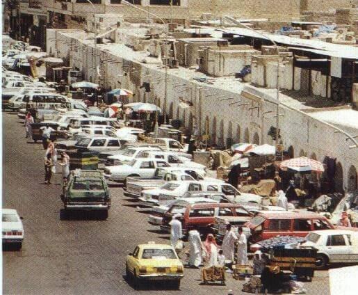 سوق القيصرية أكبر سوق شعبي في الخليج